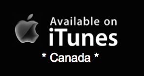 Available iTunes Canada Button